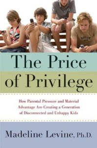 book cover price of privilege